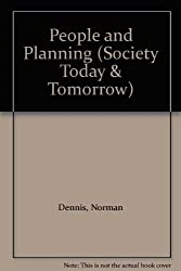 People and Planning (Society Today & Tomorrow)