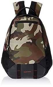 Gear Outlander 6 22 Ltrs Camouflage Casual Backpack (BKPOUTLR60114)