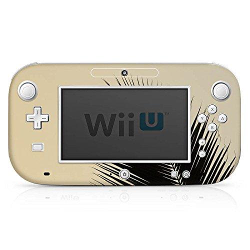 DeinDesign Nintendo Wii U Gamepad Case Skin Sticker aus Vinyl-Folie Aufkleber Sprüche Musik Statements