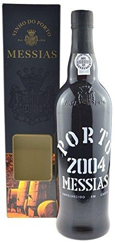 Rarität: Port Messias Colheita 0,75l Jahrgang 2004 mit Geschenkpackung - Portwein