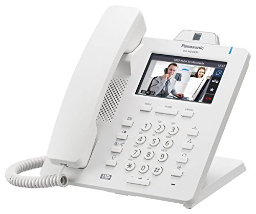 Panasonic KX-HDV430NE SIP Telefon Weiß