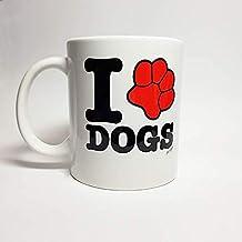 1377492174d furryfit Tasse Hundeliebhaber Hunde-Tasse/Tasse mit Spruch Kaffeetasse  Bürotasse