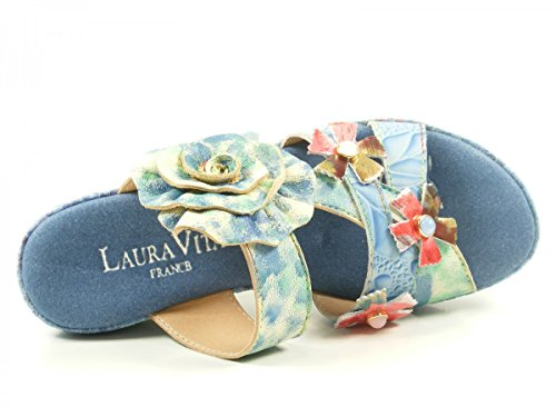 Laura Vita SL3036-5A Beaute 05 Zoccoli donna Blau