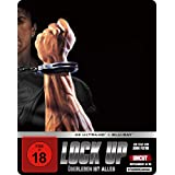 Lock up - Überleben ist alles / Limited SteelBook Edition / Uncut (4K Ultra HD + Blu-ray 2D)