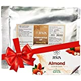 Jiva Romnashtak Lep (100 Gm) Pack Of 1 With Almond Soap Single Free