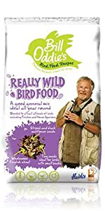 Bill Oddies Really Wild Bird Food 13kg