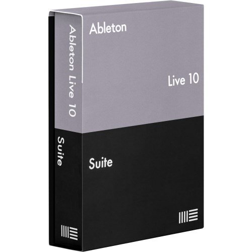 Ableton Live 10 Suite 1 licencia(s) Electronic Software Download (ESD) - Software de licencias y actualizaciones (1 licencia(s), Electronic Software Download (ESD))