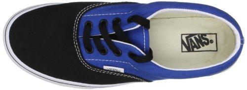Vans Era Jungen Sneaker 2 Tone Black/Snorkel Blue