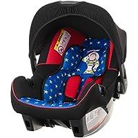 Disney Group 0 Plus - Asiento infantil para coche, color azul claro