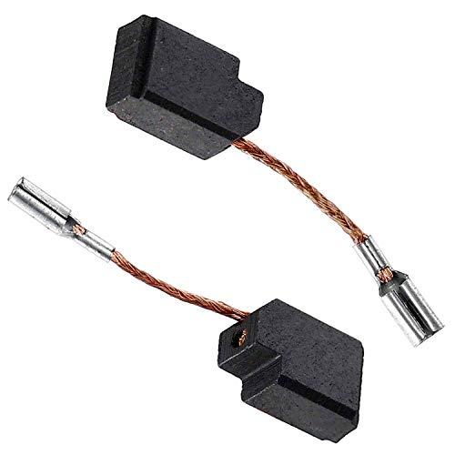 Kohlebürsten Kohlen Motorkohlen für DeWalt D 28134 6,3x10mm 1003860-00 D Kohle