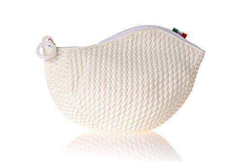 Pochette Brandina, Spa Easy Bianco