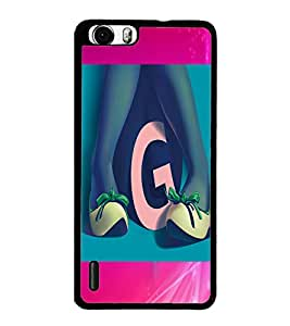 PrintDhaba HONOR6PLUSbet G D-2890 Back Case Cover for HUAWEI HONOR 6 PLUS (Multi-Coloured)