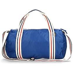 8d7c6329 Converse Spring Summer Collection Bolsa de Deporte, 51 cm, 27.5 litros, Azul