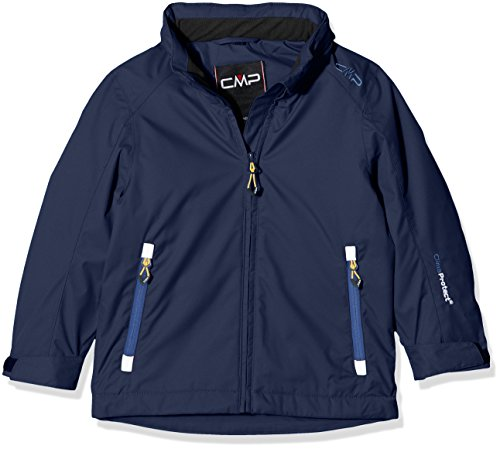 CMP Jungen Jacke 3Z31144 B.Blue-Jeans, 128