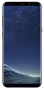 Samsung S8 Plus UK SIM-Free Smartphone - Midnight Black