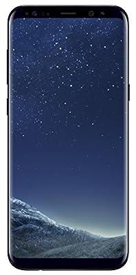 Samsung S8Plus UK-SIM Free Smartphone - Midnight Black
