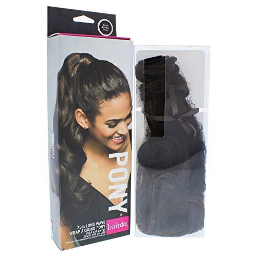 Hairdo Wrap Around Pferdeschwanz Gewellt 58cm Extension von Jessica Simpson - 23