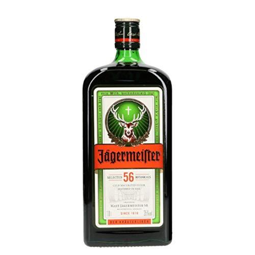 Jagermeister Jagermeister Licor 35º - 1000 ml