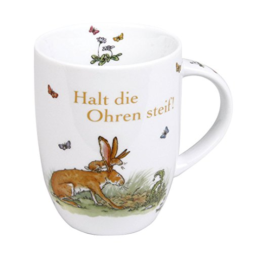 Könitz 1151030778 Kaffeebecher, Porzellan, mehrfarbig, 12.0 x 8.0 x 10.3 cm