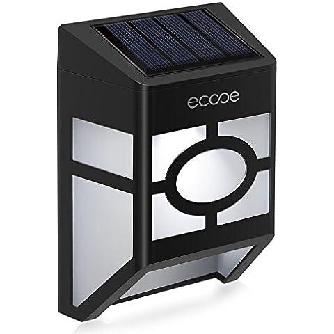 Ecooe parete solare Solar Powered di della