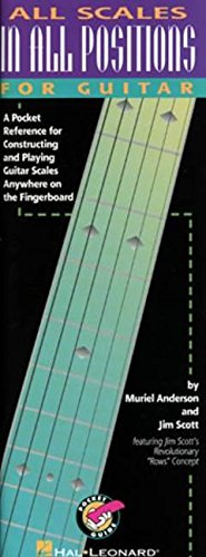 All Scales in All Positions for Guitar por Muriel Anderson