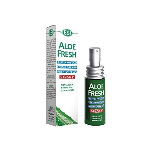 Aloement Frische Aloe Frischer Atem Spray 15 Ml -