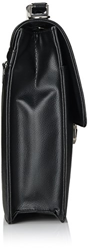 JOST 4402-001 Aktentasche, 38 cm, Black Black