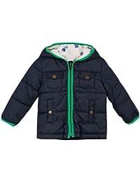 Catimini Baby Boys' Parka Ripstop Coat