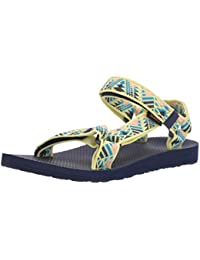 7a211eb34a87 Amazon.co.uk  Yellow - Sandals   Women s Shoes  Shoes   Bags