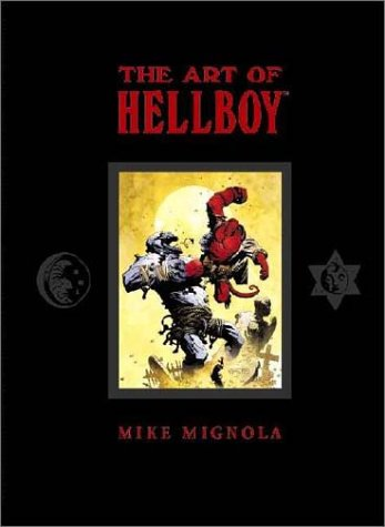 The Art of Hellboy