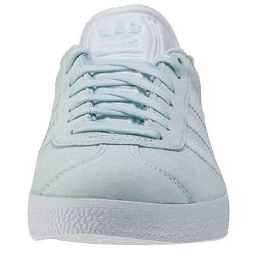 adidas Gazelle, Chaussures de Sport Homme Bleu (Menhie/Blanc/Dormet)
