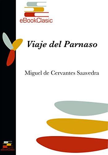 Viaje del Parnaso (Anotado) por Miguel de Cervantes Saavedra