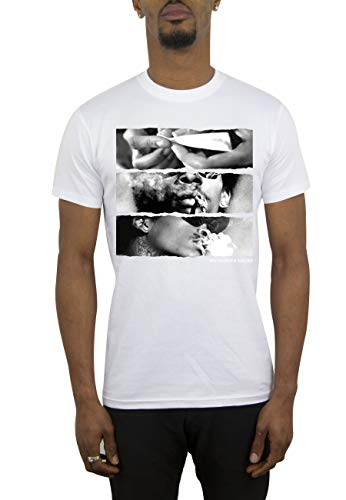 Magic Smoke - Tshirt Wiz Khalifa - Noir - L