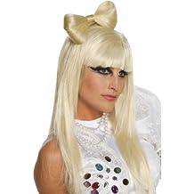 Lady Gaga hairslide with bow. (accesorio de disfraz)