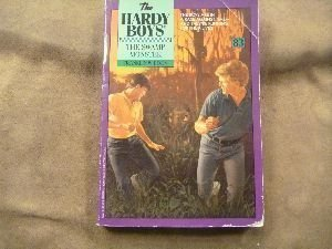 The Swamp Monster (Hardy Boys Mystery Stories)