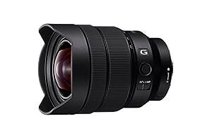 Sony SEL-1224G G Lens E-Mount 12-24mm F4 Objektiv (Ultraweitwinkel-Zoomobjektiv, linearer Motor, Direct Drive SSM-System, Nanobeschichtung, OSS) schwarz