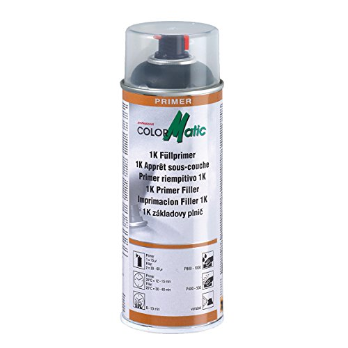 ColorMatic Lackspray 9010,