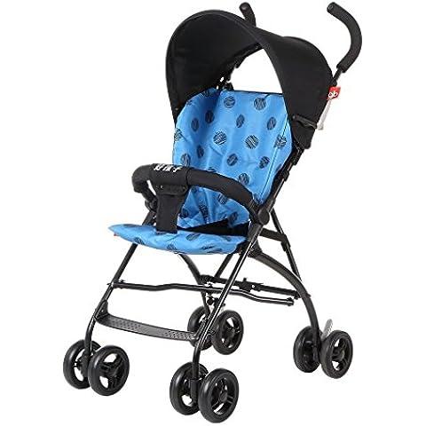 Guo Bambino Luce Passeggino Ammortizzatore Ombrello Baby Car Ultra -