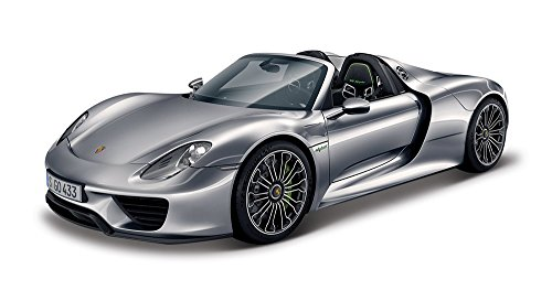 tobar-124-scale-porsche-918-spyder-model-car