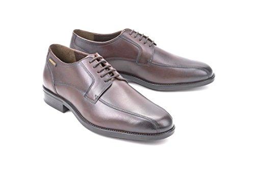 Marron Homme Derbies Connor Richelieus Mephisto qwXI7T in chaussures ... ce52d29dcace