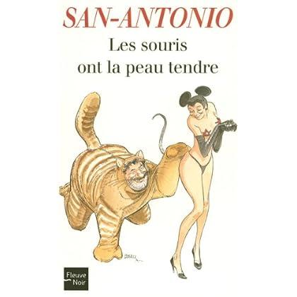 Les souris ont la peau tendre (San-Antonio t. 3)