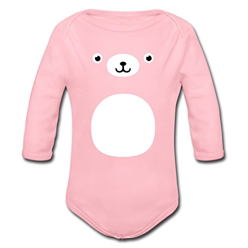 bear-face-baby-one-piece-by-spreadshirtr-74-6-9m-light-pink