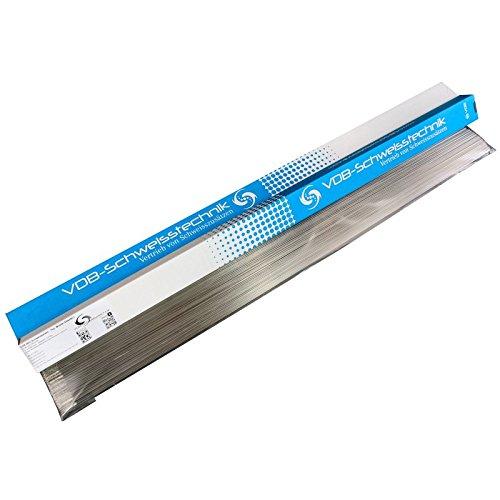 Schweißdraht WIG Aluminium ALMG-5-2,0 x 1000 mm - 3.3556-1,0 Kg