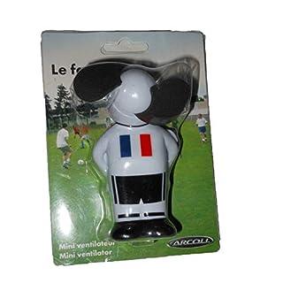 Arcell Mini-Ventilator Fußball Frankreich