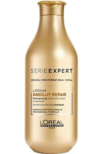Professionnel Expert Serie (L'Oréal Professionnel Serie Expert Absolut Repair Lipidium Shampoo für weiches, seidiges und glänzendes Haar, 1er Pack (1 x 300 ml))