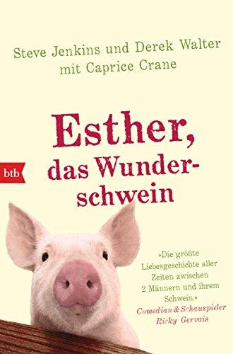 Buchseite und Rezensionen zu 'Esther, das Wunderschwein' von Steve Jenkins