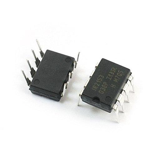 2 PC IR2153 8-Pin DIP zweireihig Selbst Oszillierende Half Bridge Treiber-IC (Bridge-treiber)
