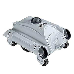 Intex 28001 Robot de piscine nettoyeur de fond pour piscines hors-sol pour filtration entre 6 et 15 m3/h