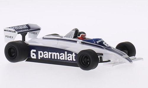 brabham-bt49-no6-parmalat-formel-1-gp-monaco-1981-modellauto-fertigmodell-spark-143