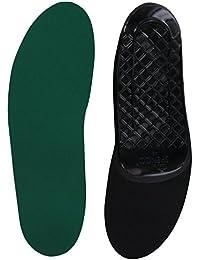 Orthopädie Einlegesohle, Volle Länge, Modell RX Fußbogen Schutz Komfort Einlage Bei Senkfuß, Knickfuß & Pronation - Größen 36-48 - Ideal im Sport & Alltag - Unisex (36/38)
